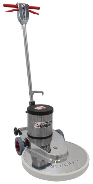 "1500DC-1 General 1500 RPM 20"" Burnisher 614"