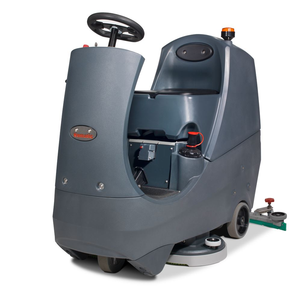"TGB 2128 NaceCare 28"" Compact Ride On Scrubber TGB 2128"