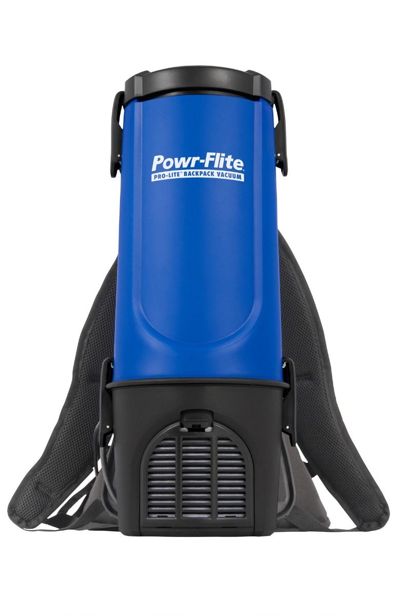 BP4S Power-Flite Pro-Lite Backpack Vacuum BP4S