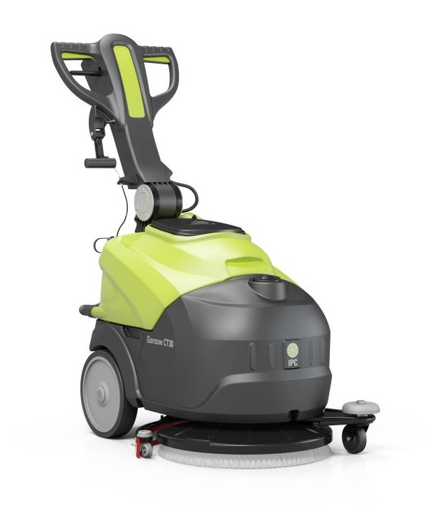 Compact Walk Behind Auto Scrubber CT40B45