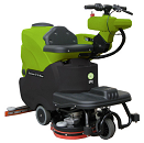 CT70 Ride On Automatic Scrubber
