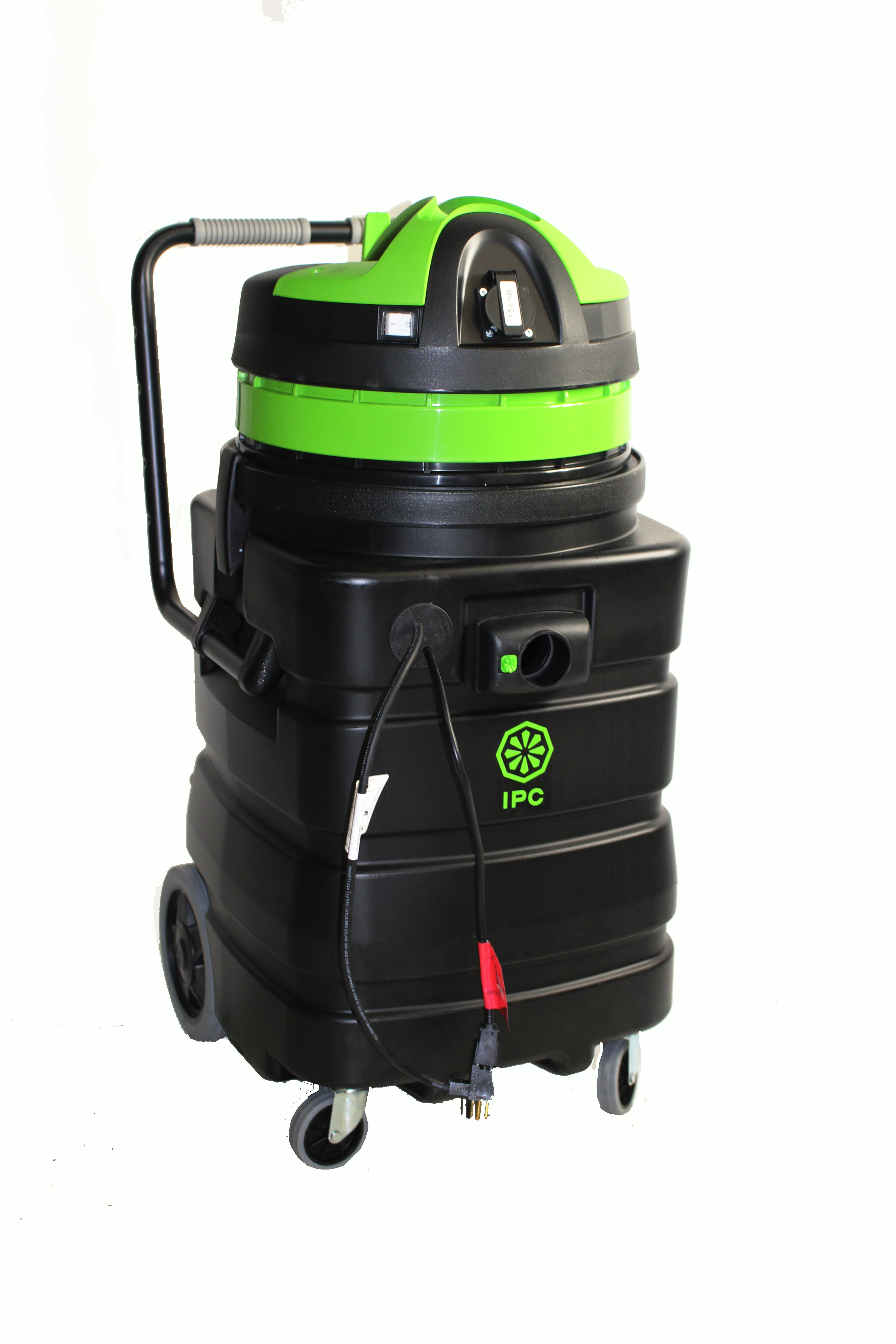 IPC Eagle Power S6415P-AD Industrial Wet/Dry Vacuum With Automatic Discharge 390