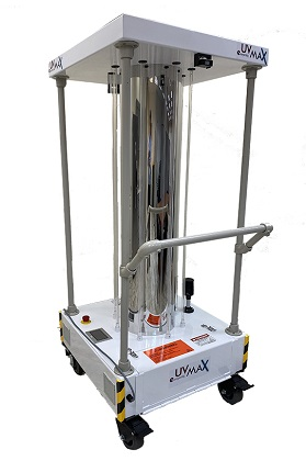 Energenics UV-MAX ULTRA MaxAssure Mobile Surface Disinfection UV-MAX ULTRA