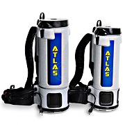 601TV EDIC Atlas 6-QT Backpack Vacuum With Standard Tool Kit 601TV