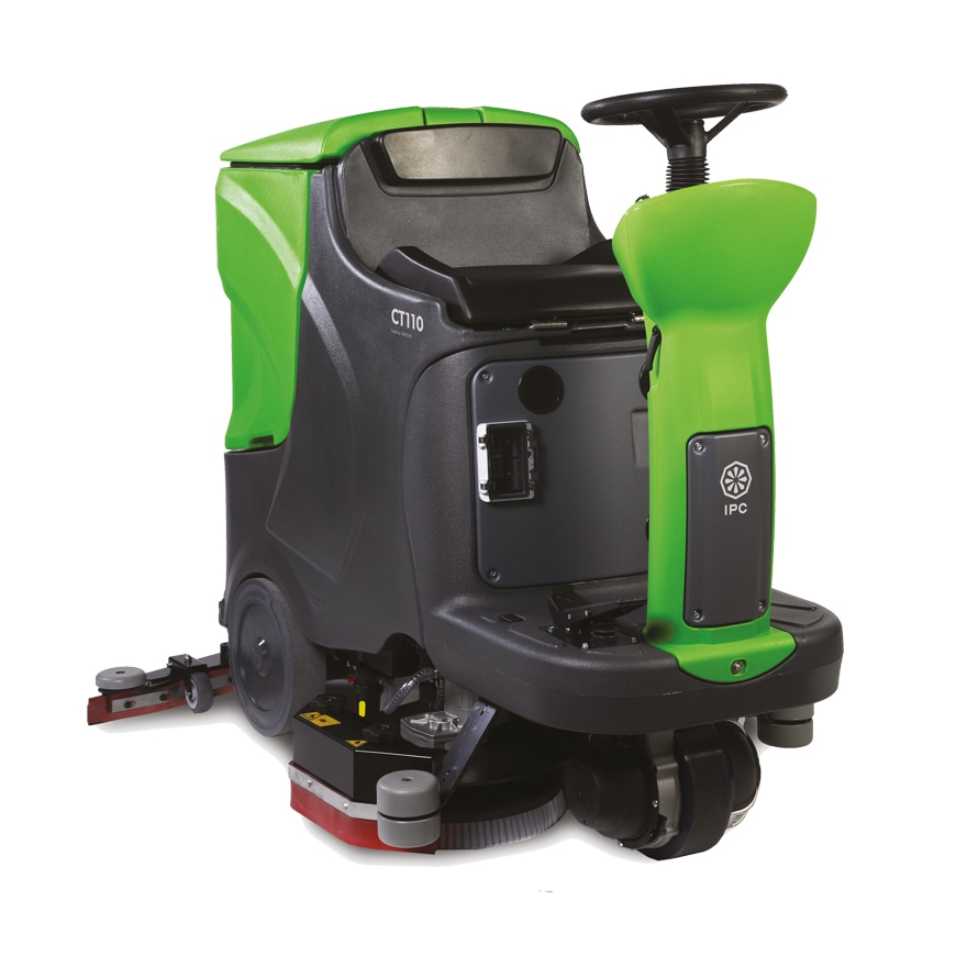 CT110 ECS BT85 IPC Eagle Power EcoCleaning System Ride On Scrubber CT110ECSBT85