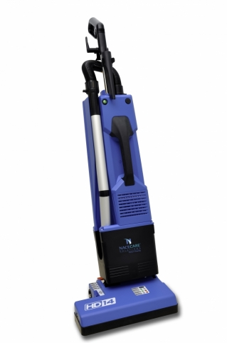 HD14 NaceCare Dual Motor Upright Vacuum HD14