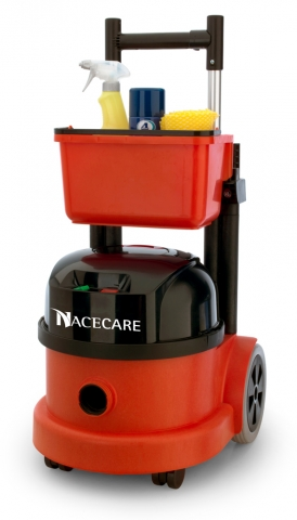 NBV 220 NaceCare Battery Canister Vacuum NBV 220