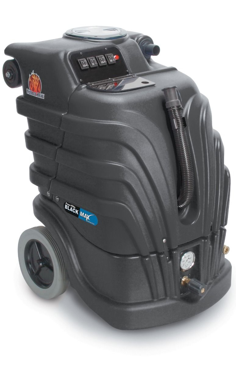 PFX1085MAX Powr-Flite 10 Gallon BlackMax HEATED Carpet Cleaner Extractor PFX1085MAX