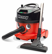 PPR 240 Henry Nacecare Dry Canister Vacuum PPR-240