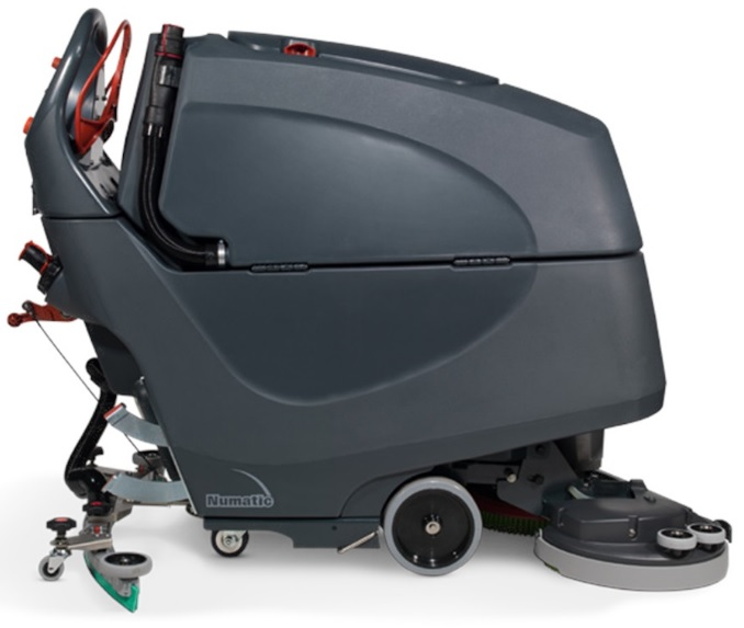 "TGB 2228 NACECARE Twintec 20"" Auto Scrubber Battery Powered  TGB 2228"