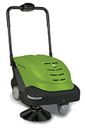 TK464E SmartVacc EAGLE POWER Battery Vacuum and Sweeper 172
