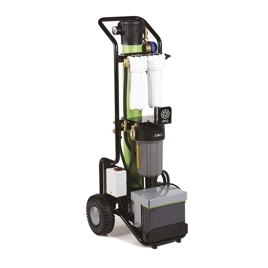 Hydro Cart IPC Eagle Ultra Pure Window Cleaning System  HYDRO CART