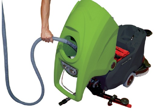 Ct40b50 Ipc Eagle Power 20 Inch Walk Behind Auto Scrubber
