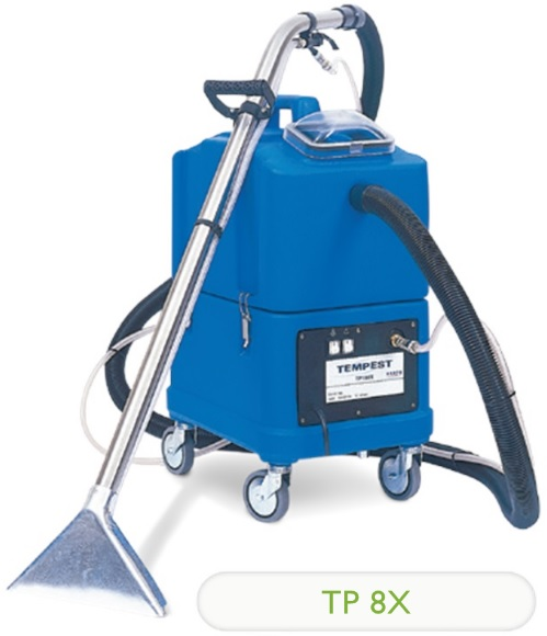 Tp8x Nacecare Box Extractor With 3 Jet Stainless Steel