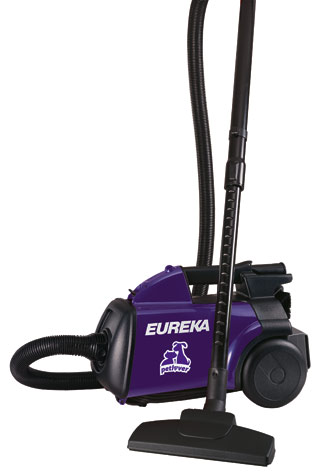 3684F EUREKA Mighty Mite Pet Lovers HEPA Vacuum Cleaner 38