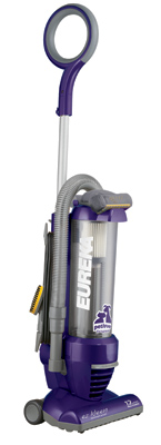 439AZ OPTIMA Eureka Upright Vacuum Cleaner, Lightweight, Bagless 530