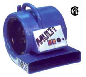 General FloorCraft Air Mover MKII 397