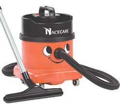 NVH 380 NaceCare Canister Vacuum. 625