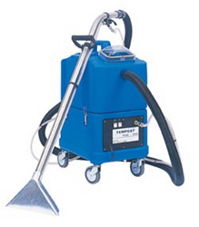 TP8X NaceCare 8 Gallon Extractor with 20ft hoses 158