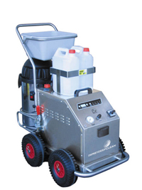 Contractor  OSPREY DEEP CLEAN, Commercial, HEAVY-DUTY, Steam Cleaner