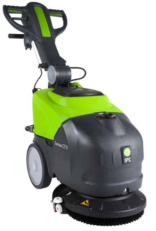 Ct15e35 14 Inch Electric Walk Behind Automatic Scrubber
