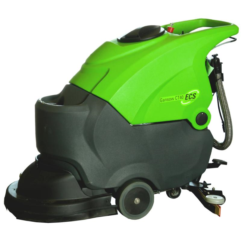 CT40 ECSB50  IPC Eagle Green Cleaning Power Battery Powered Auto-Scrubber
