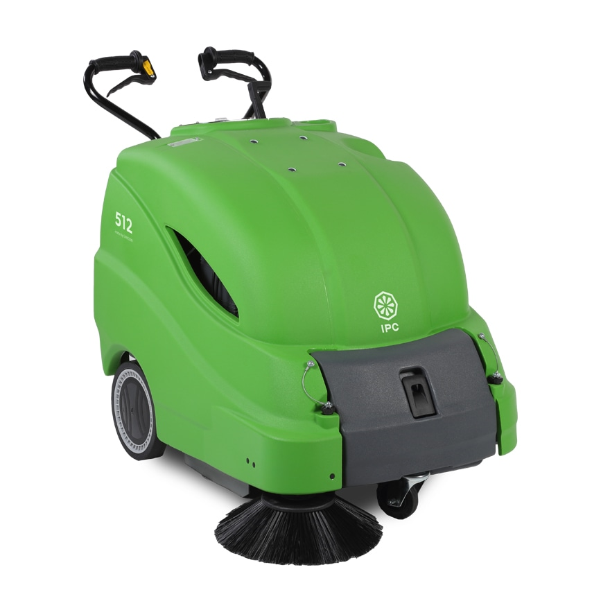 "512ET IPC Eagle 28"" Sweeper Vacuum Battery Powered"