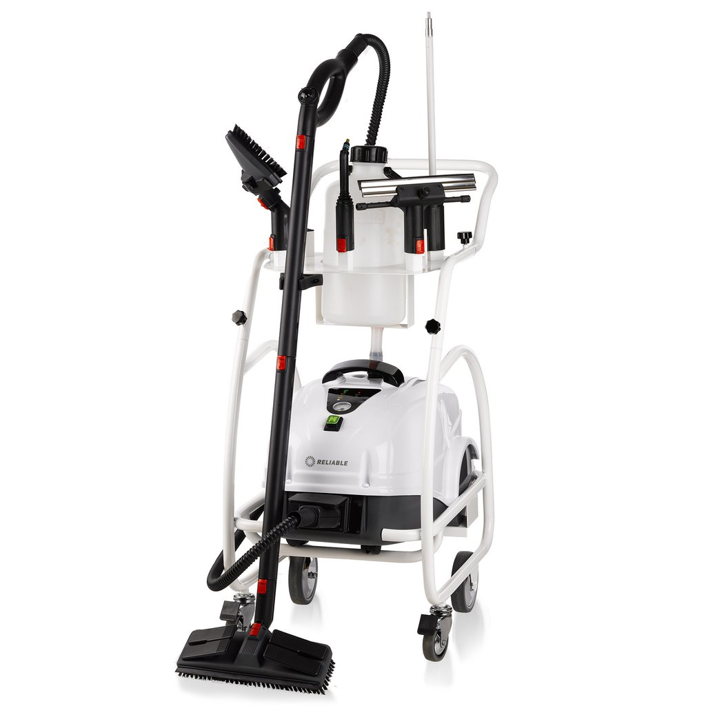 Brio Pro 1000CC/1000CT STEAM CLEANING SYSTEM