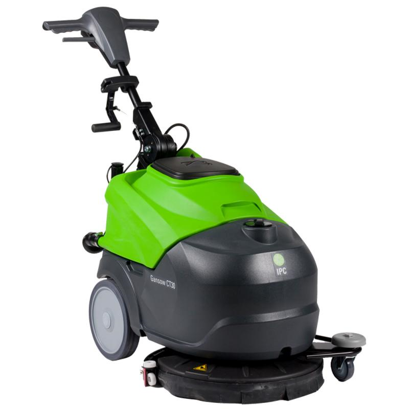 CT30B45 18-inch Automatic Floor Scrubber Walk Behind - Buy ...