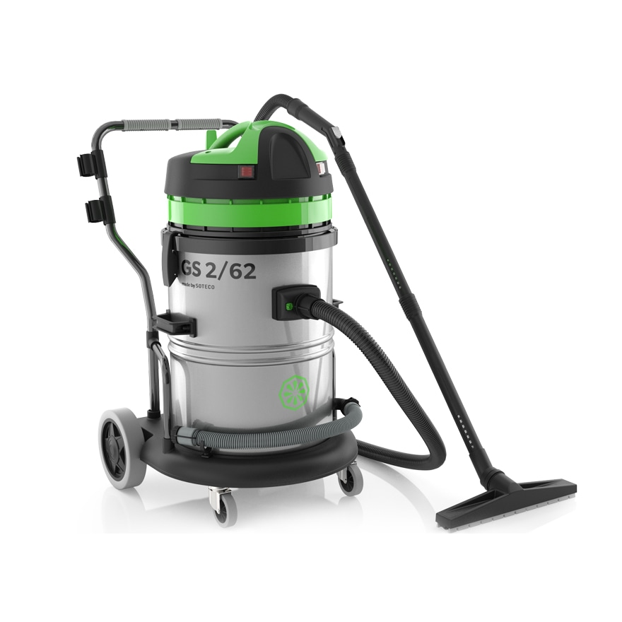 GS262 IPC Eagle, 16 Gallon, Dual-Motors System, Industrial Wet & Dry Vacuum.