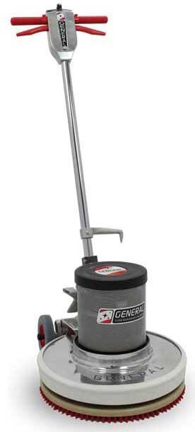 Gvs 17 general floor buffer two speed scrubber stripper for 17 floor buffer