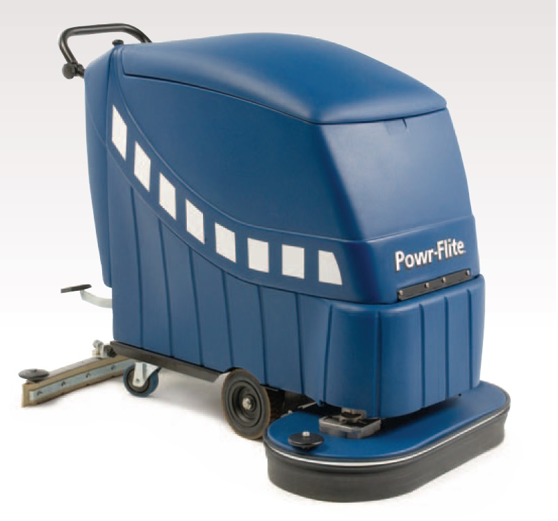 "PAS28-DXBC Predator 28"" Battery Powered Automatic Scrubber"