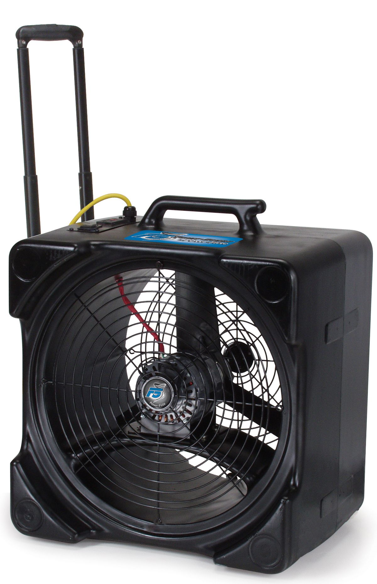 Pdf5dx Powr Flite Axial Fan Air Mover With Handle And