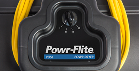 PDS1 Powr-Flite 1/2 hp Power-Dryer
