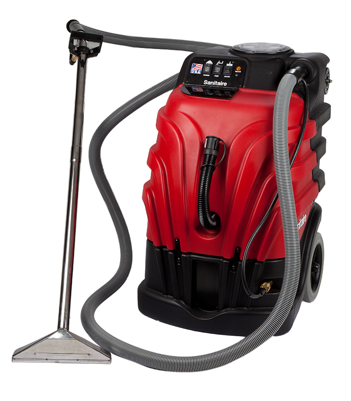SC6088B 10-Gallon HEATED Carpet Extractor