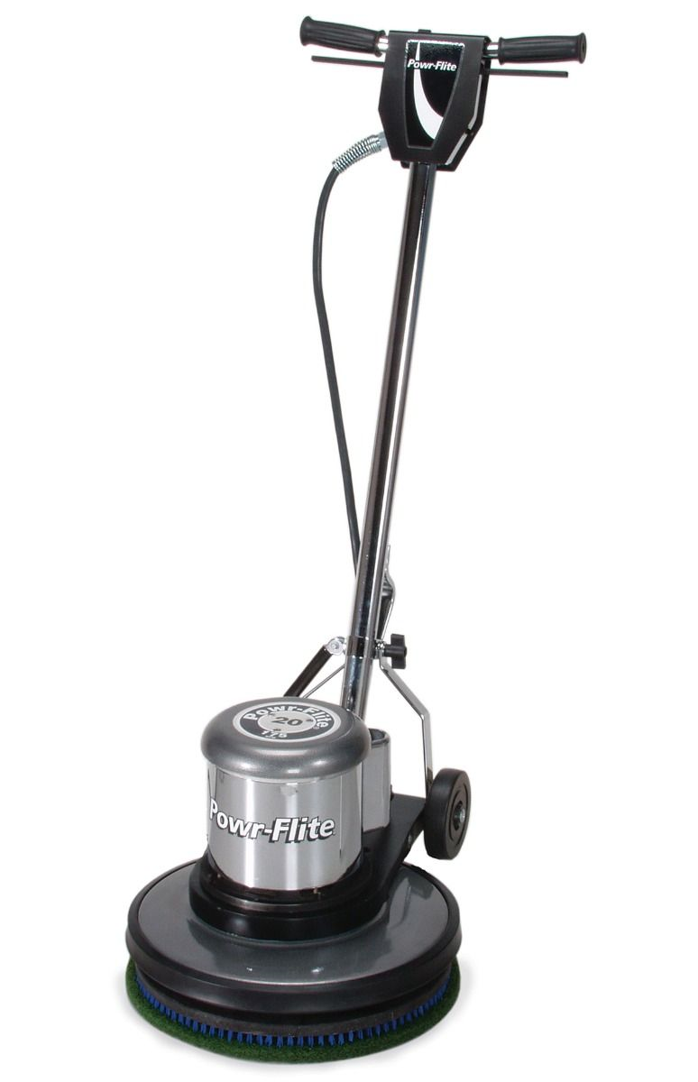 "C171HD Power-Flite 17"" Size, 1.5 HP Motor, 175 RPM, Classic Metal Floor Machine"
