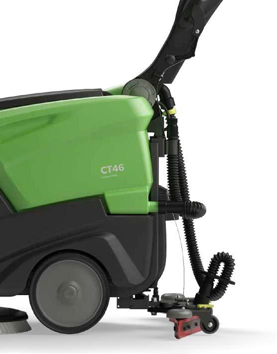 "CT46B50 IPC Eagle 20"" Walk Behind Auto Scrubber"