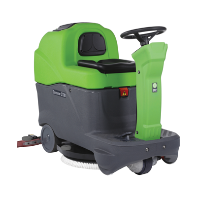 CT80BT60 Scrubber IPC Ride On