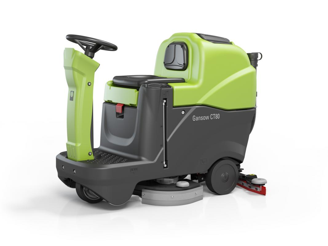 Ride On Scrubber CT80 IPC