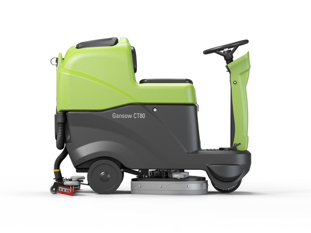 IPC Eagle Ride On Scrubber CT80
