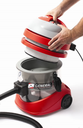 G-60 Aqua Wet/ Dry Vacuum with Water Filter
