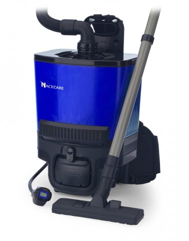 Rbv 130 Nacecare Cordless Backpack Vacuum Buy Commercial
