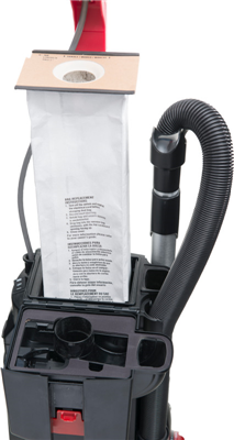 SC9180B Sanitaire Dual-Motor Vacuum, HEPA filter, Tools-on-Board