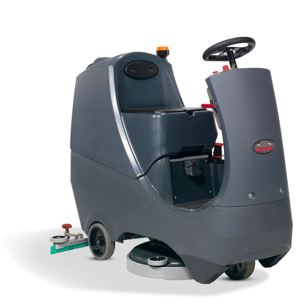 "TGB 2120 NaceCare 20"" Compact Ride On Scrubber"