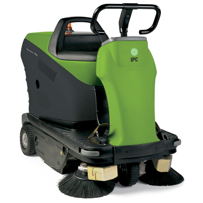 "TK1050E Genius IPC Eagle 44"" Rider Vacuum Sweeper Battery Powered"
