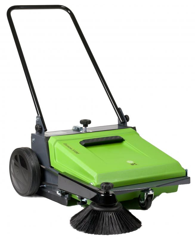 "tk510m ipc 27"" manual sweeper"
