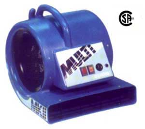 Mkii General Floorcraft Air Mover Commercial Cleaning