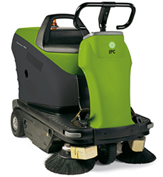 "Genius TK1050E IPC Eagle 44"" Battery Powered Rider Vacuum Sweeper 183"