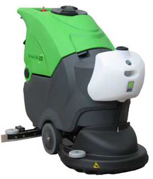 CT40 ECS BT50 Green Cleaning IPC Eagle Power Battery Powered Auto-Scrubber CT40ECSBT50