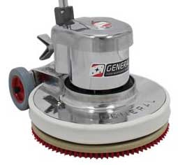 "KC-16 GENERAL Floorcraft 17"" Floor Machine Heavy- Duty 206"
